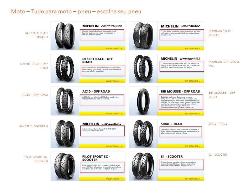 Moto – Tudo para moto – pneu – escolha seu pneu