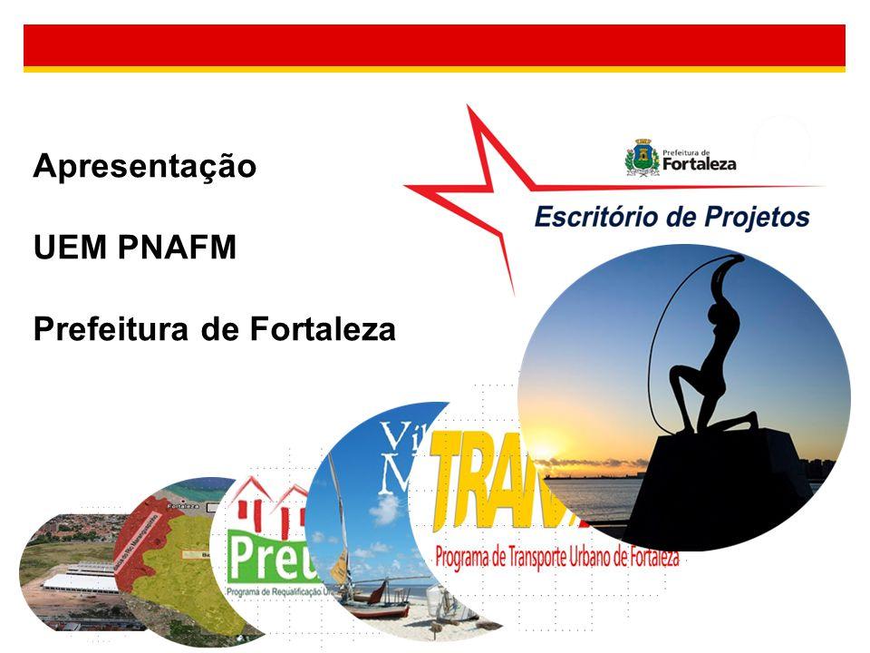 Apresentação UEM PNAFM Prefeitura de Fortaleza