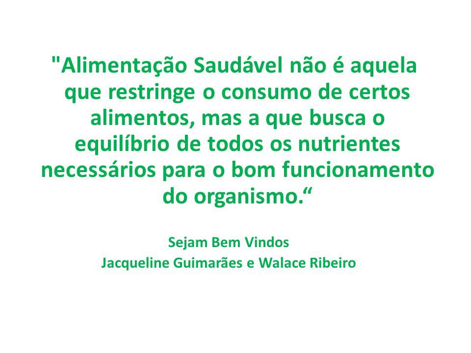 Jacqueline Guimarães e Walace Ribeiro