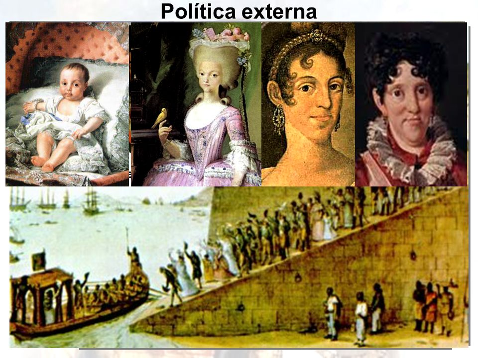 Chegada da Corte Portuguesa