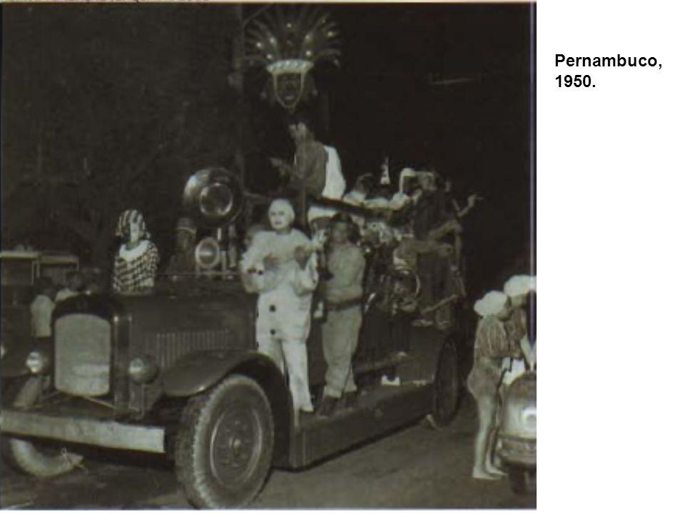 Pernambuco, 1950.