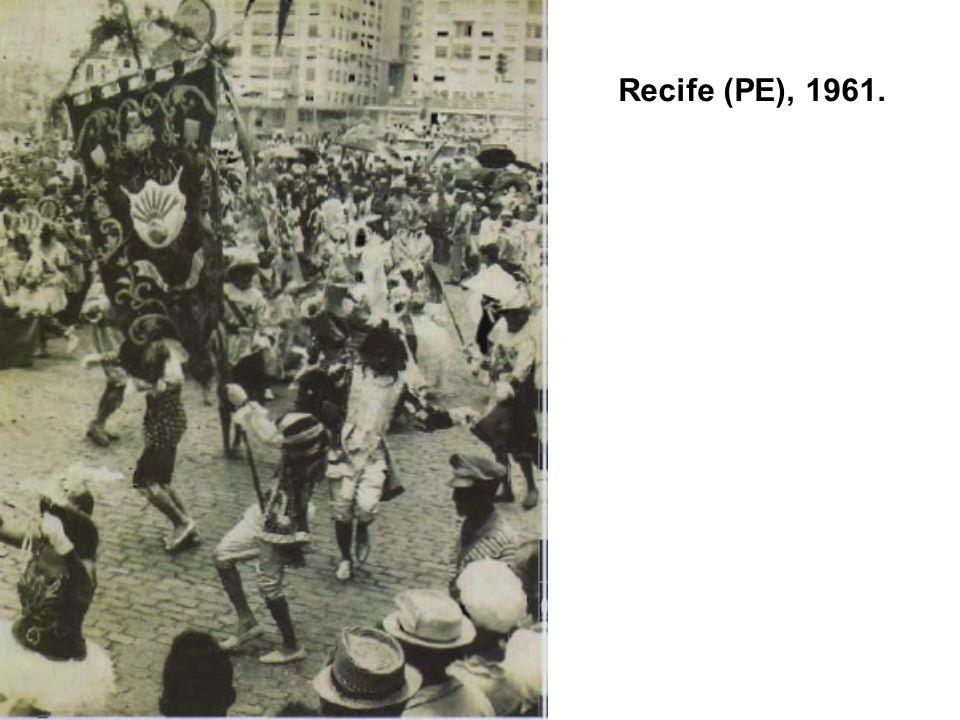Recife (PE), 1961.