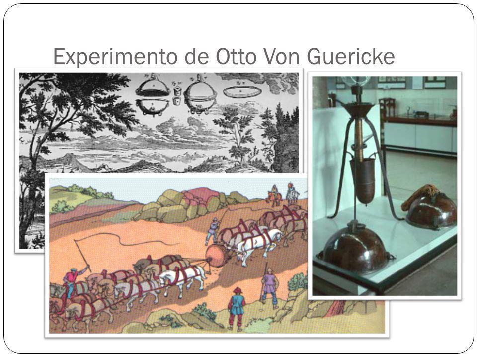 Experimento de Otto Von Guericke