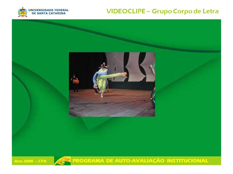 VIDEOCLIPE – Grupo Corpo de Letra