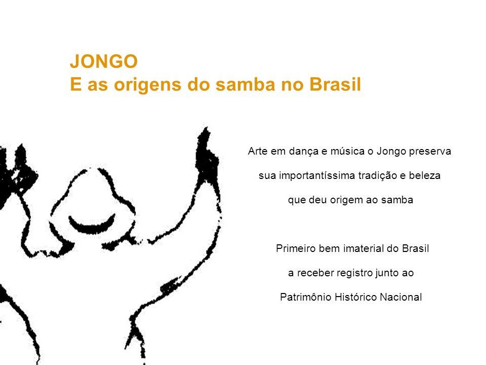 E as origens do samba no Brasil