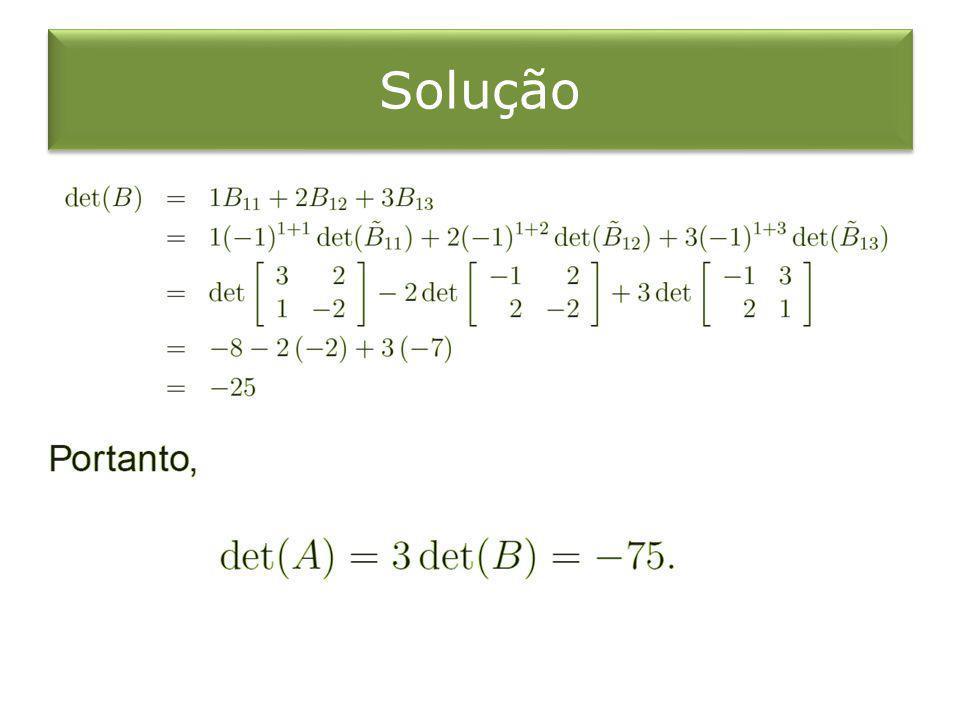 Solução