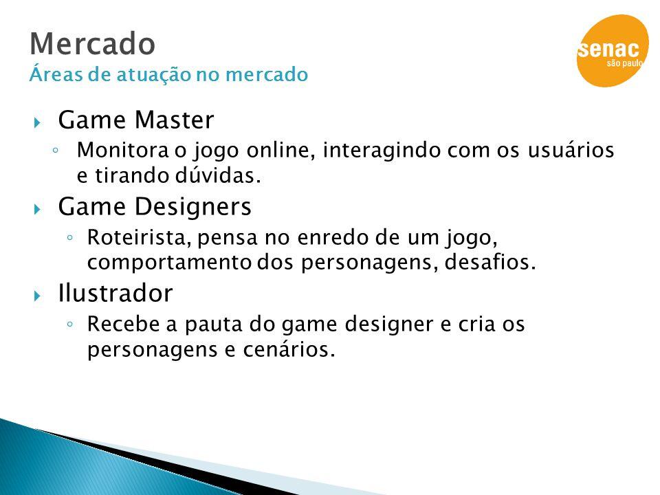 Mercado Game Master Game Designers Ilustrador