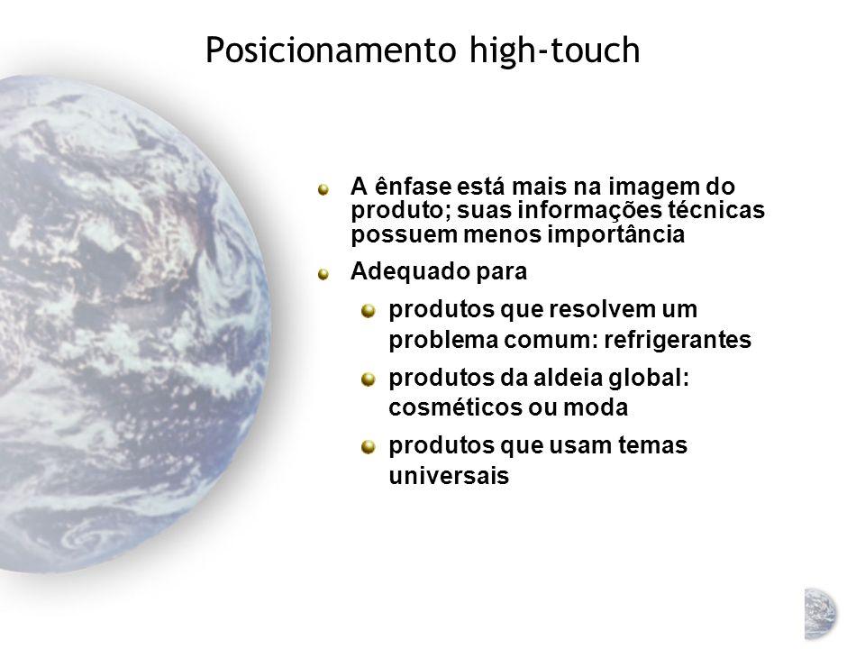 Posicionamento high-touch