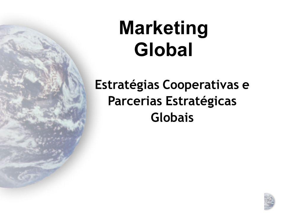 Estratégias Cooperativas e Parcerias Estratégicas Globais