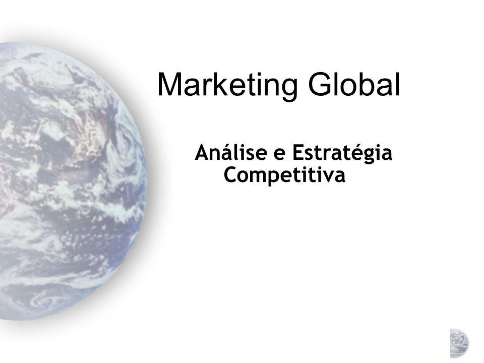 Análise e Estratégia Competitiva