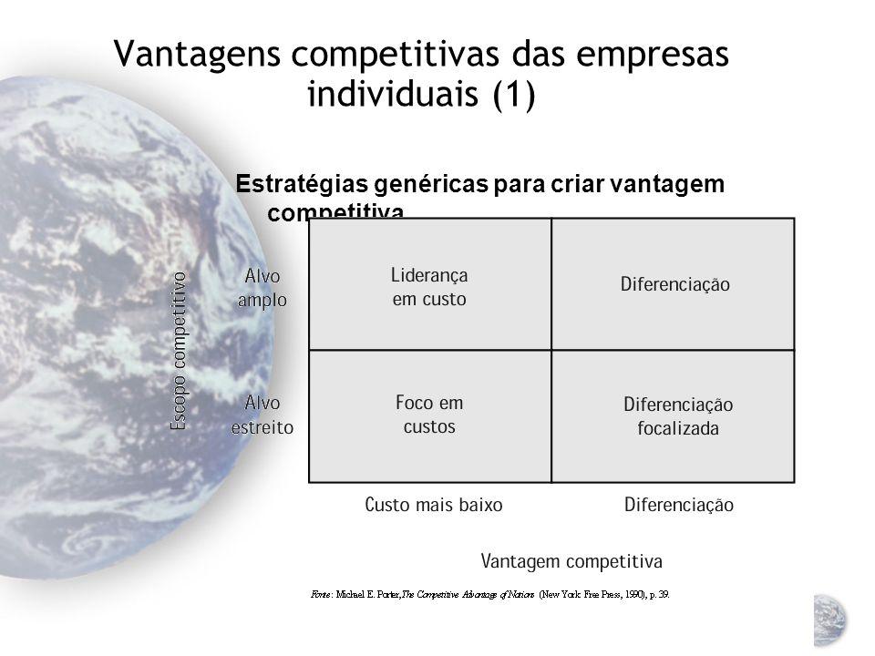 Vantagens competitivas das empresas individuais (1)