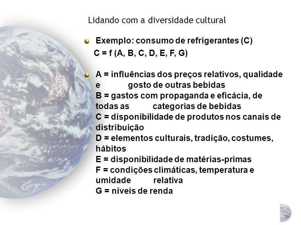 Lidando com a diversidade cultural