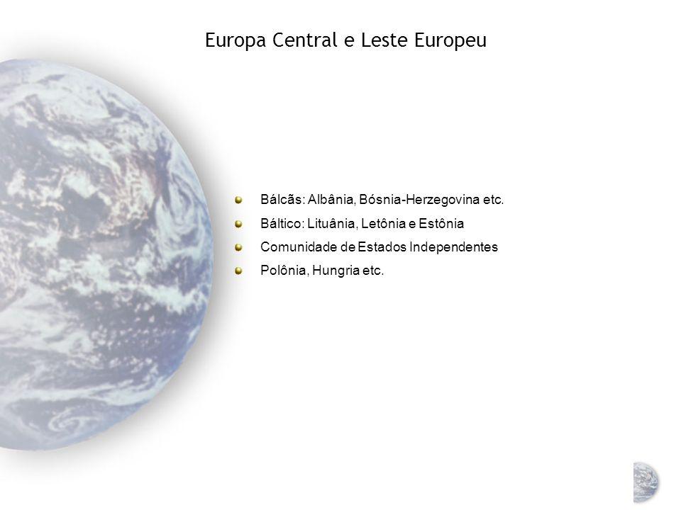 Europa Central e Leste Europeu
