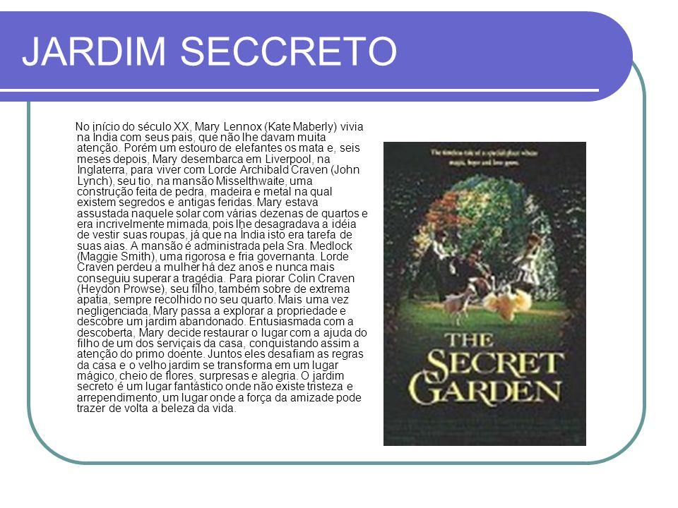 JARDIM SECCRETO