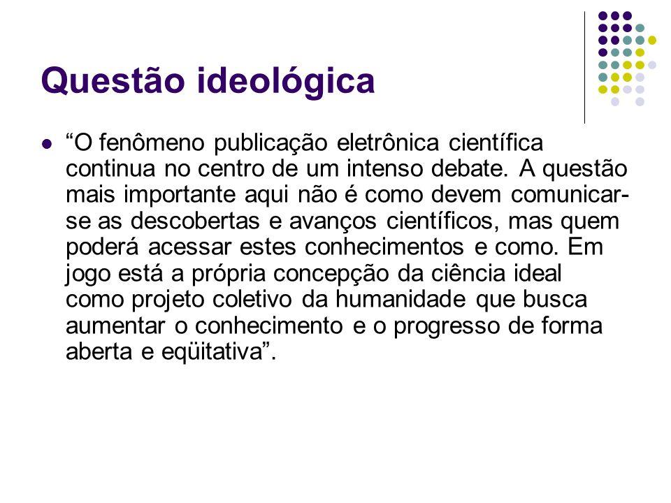 Questão ideológica