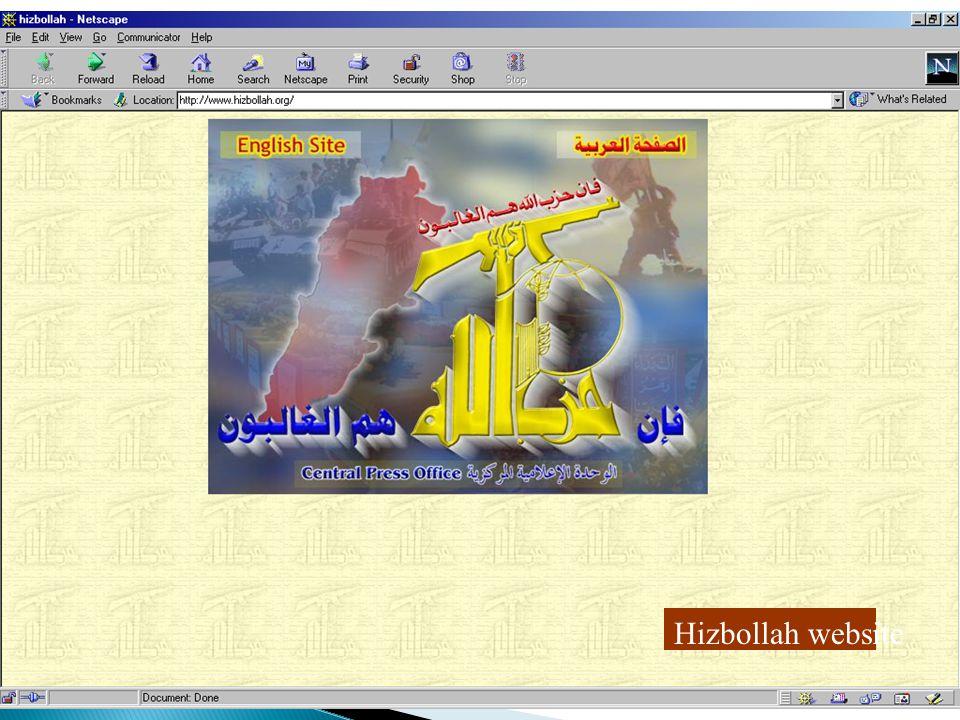 Hizbollah website
