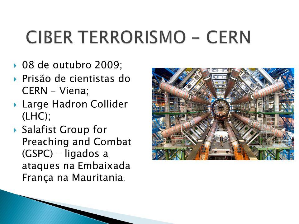 CIBER TERRORISMO - CERN
