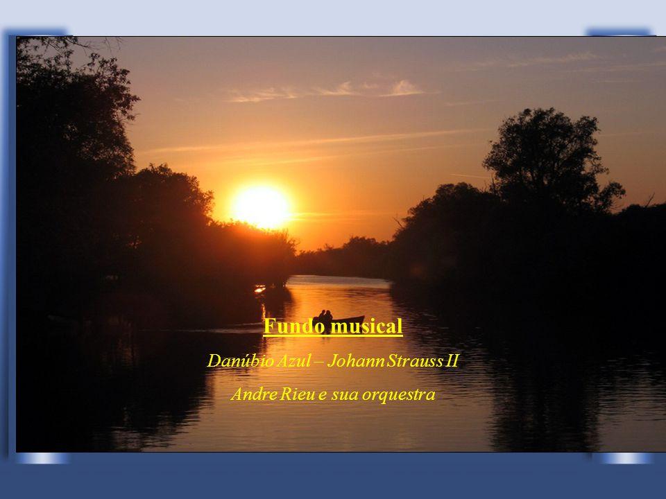 Fundo musical Danúbio Azul – Johann Strauss II