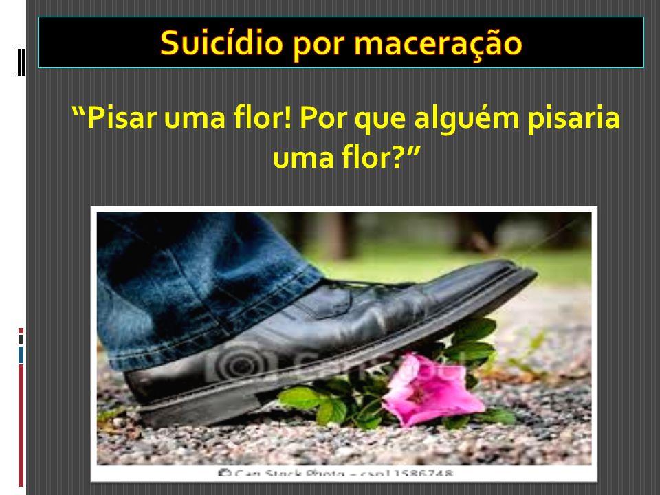 Suicídio por maceração