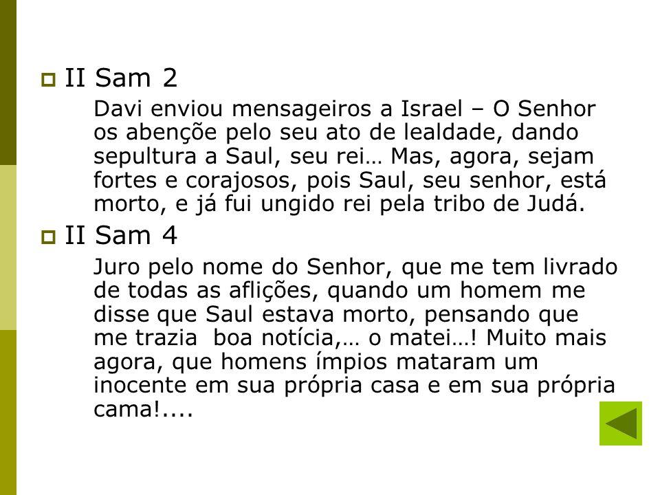 II Sam 2
