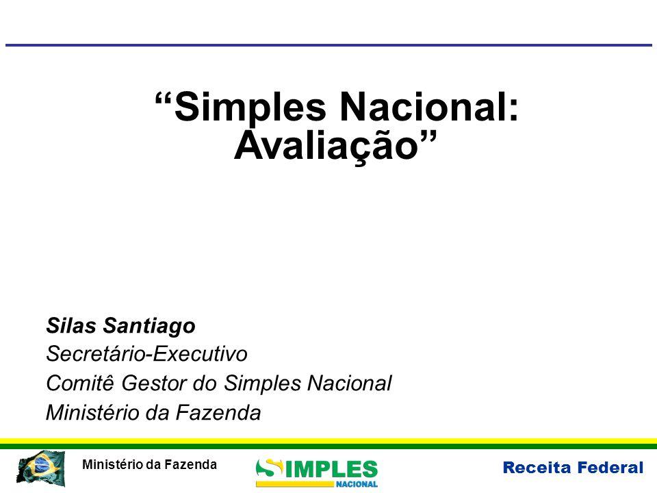Simples Nacional: Avaliação
