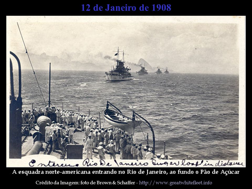 12 de Janeiro de 1908 Domingo.