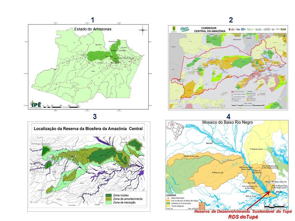 Reserva de Desenvolvimento Sustentável do Tupé