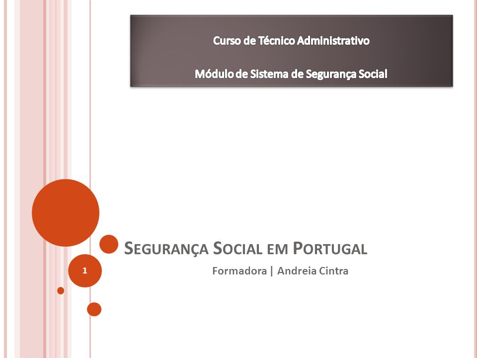 Segurança Social em Portugal