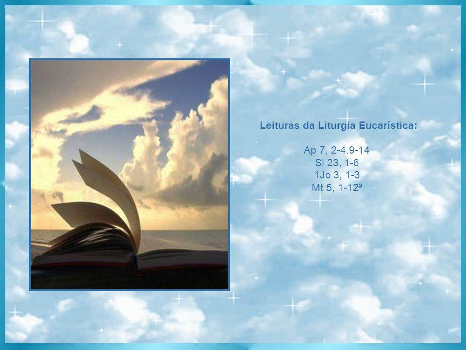 Leituras da Liturgia Eucarística: