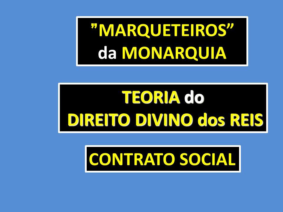 MARQUETEIROS da MONARQUIA DIREITO DIVINO dos REIS