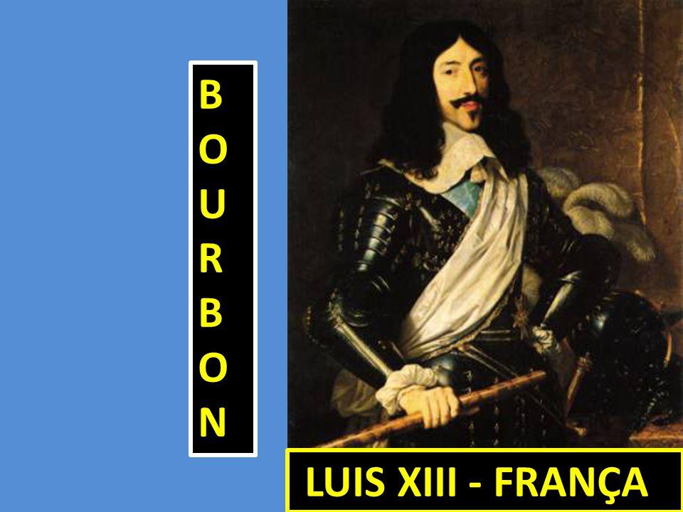BOURBON LUIS XIII - FRANÇA