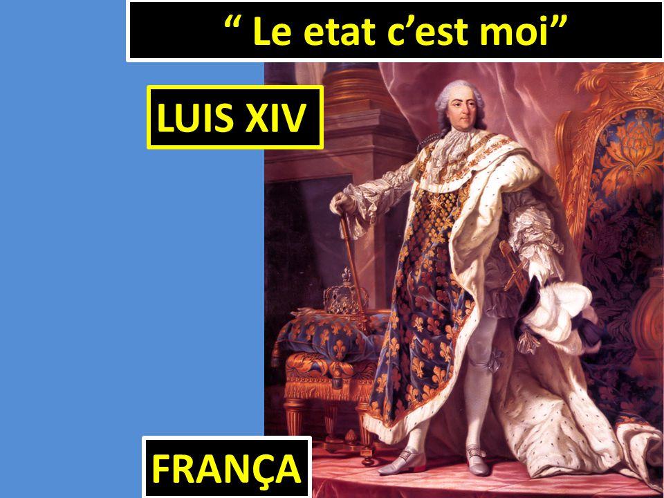 Le etat c'est moi LUIS XIV FRANÇA 35