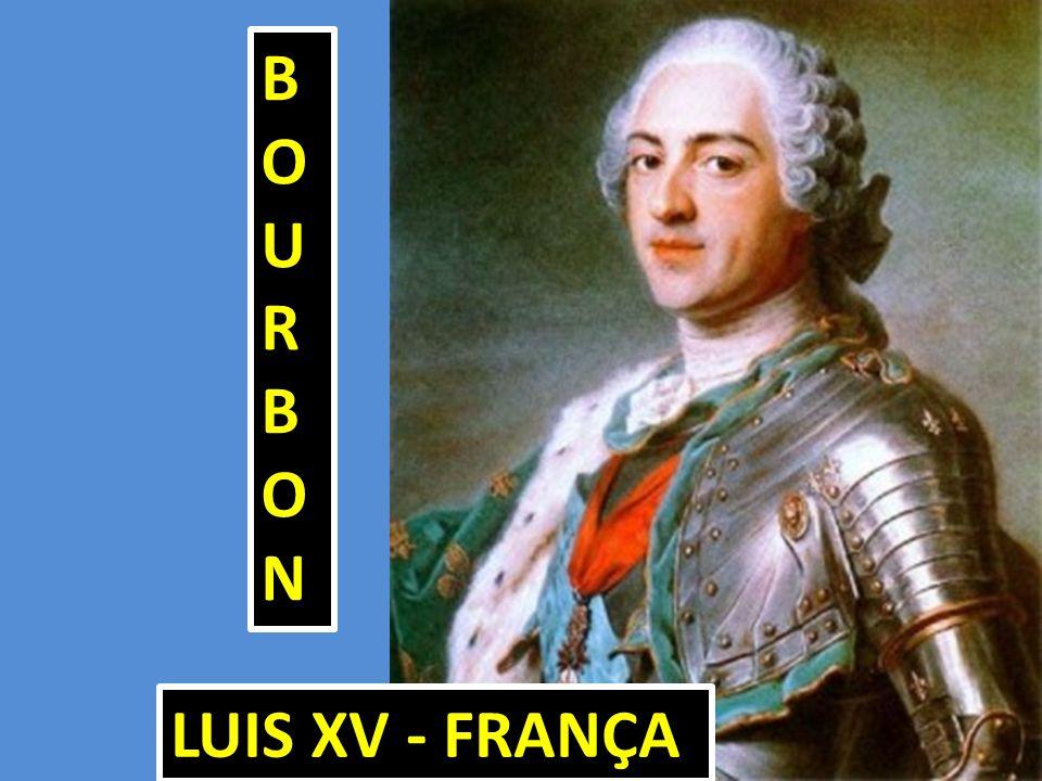 BOURBON LUIS XV - FRANÇA 37