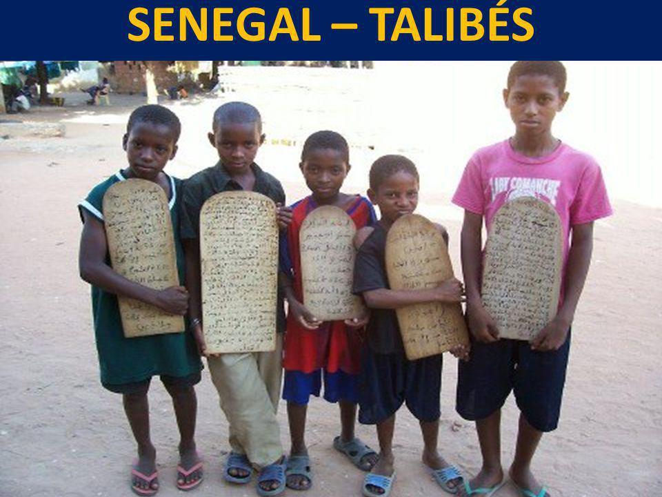 SENEGAL – TALIBÉS