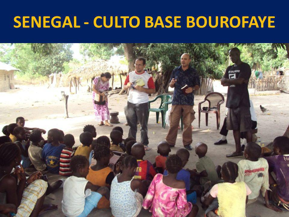 SENEGAL - CULTO BASE BOUROFAYE