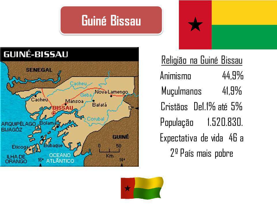 Religião na Guiné Bissau