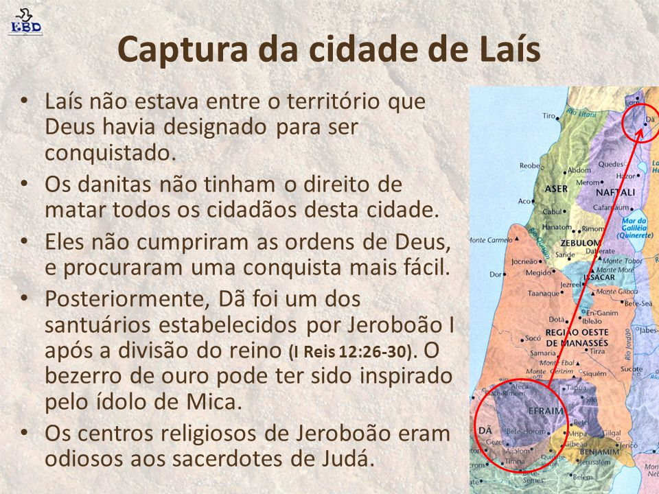 Captura da cidade de Laís