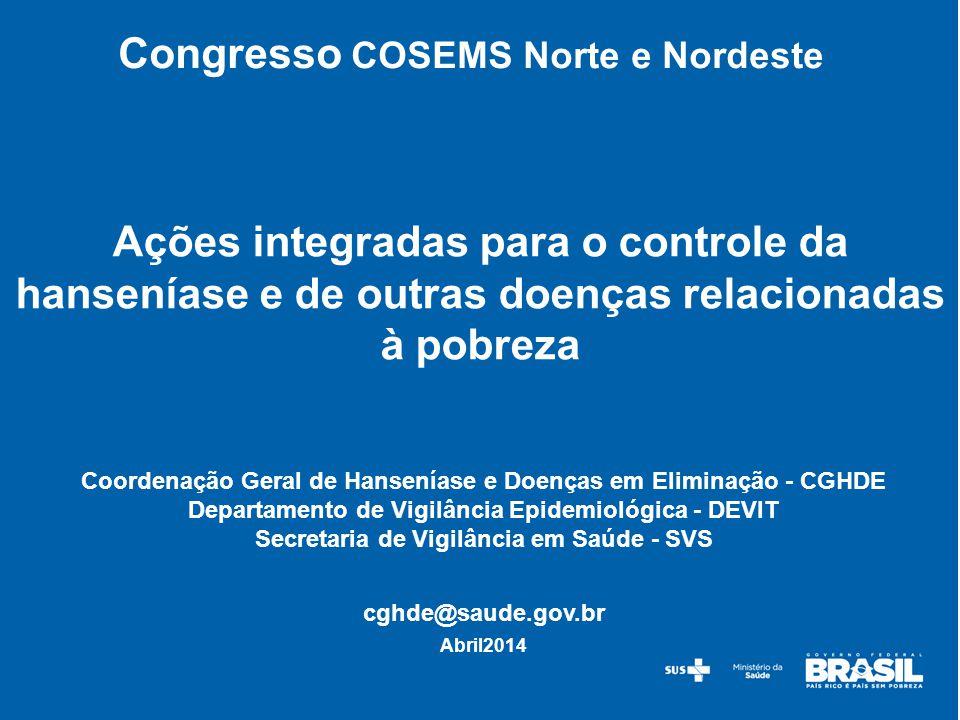 Congresso COSEMS Norte e Nordeste