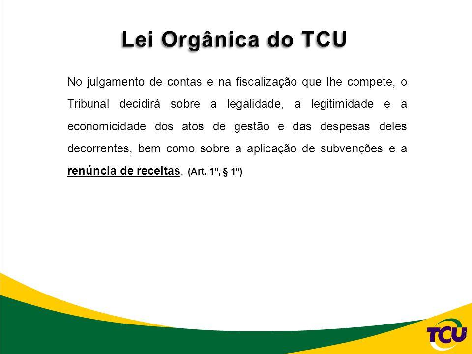 Lei Orgânica do TCU