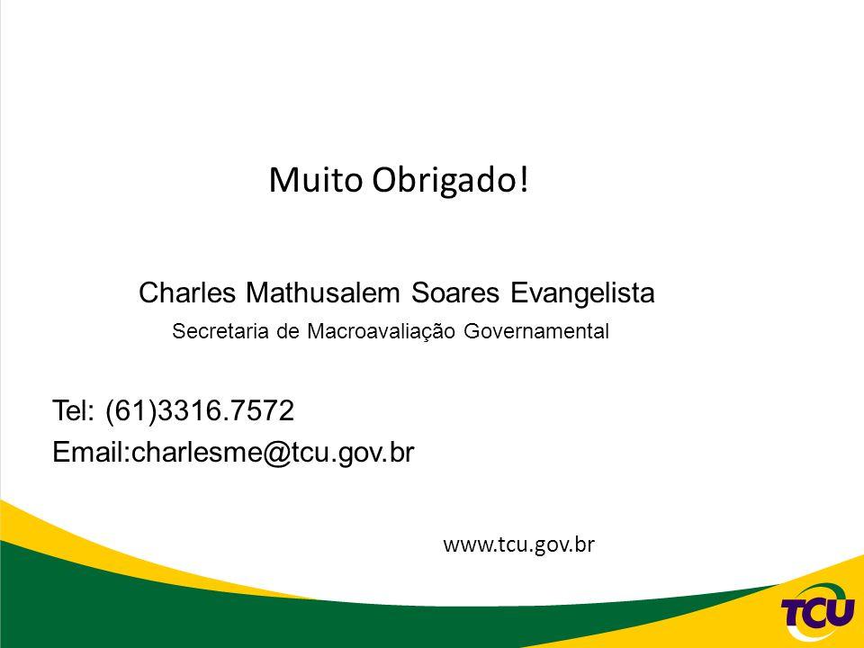 Charles Mathusalem Soares Evangelista
