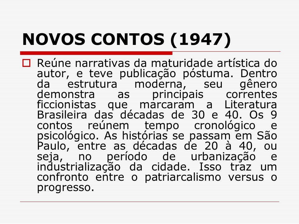 NOVOS CONTOS (1947)