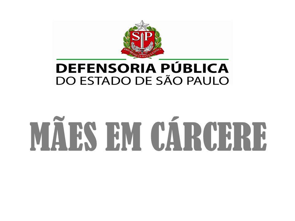 MÃES EM CÁRCERE