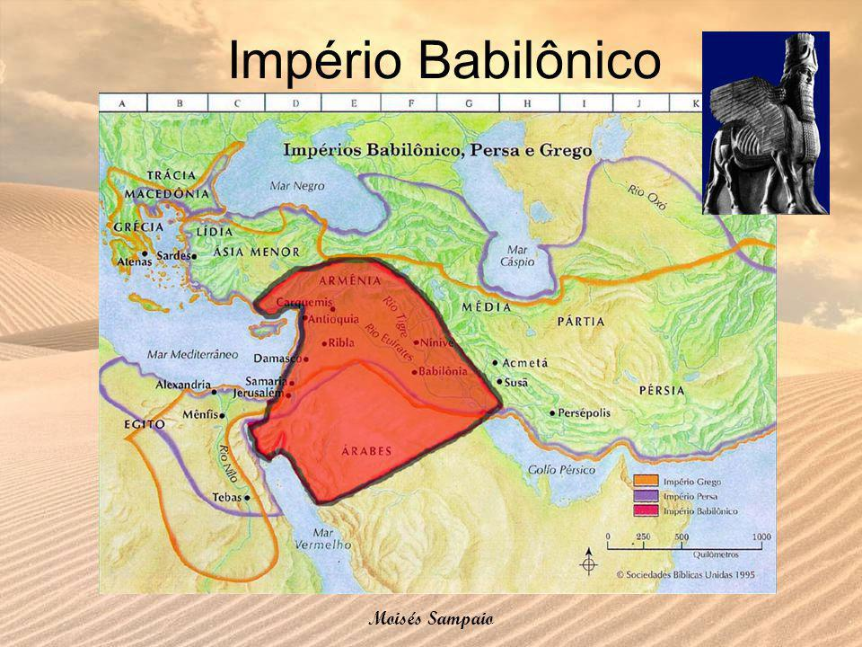 Império Babilônico Moisés Sampaio