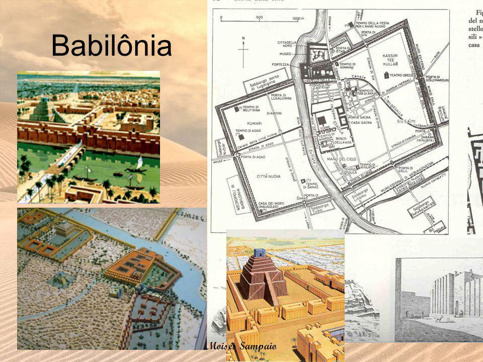 Babilônia Moisés Sampaio