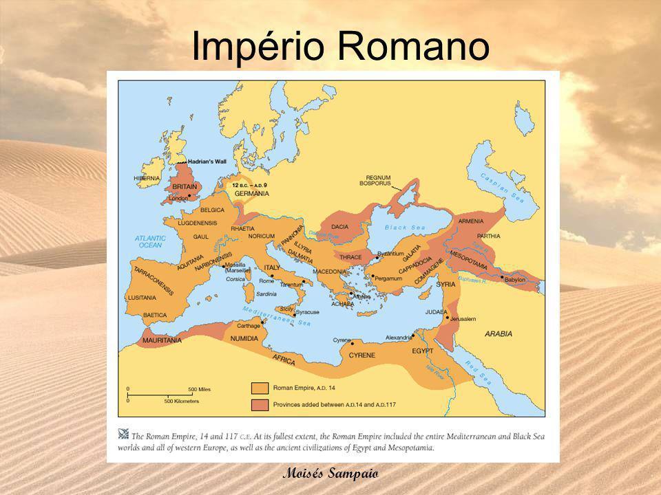Império Romano Moisés Sampaio