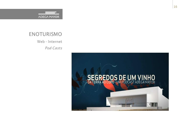 ENOTURISMO Web - Internet Pod Casts