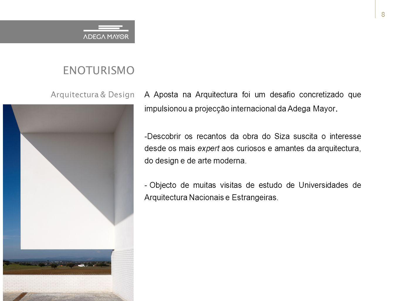 ENOTURISMO Arquitectura & Design