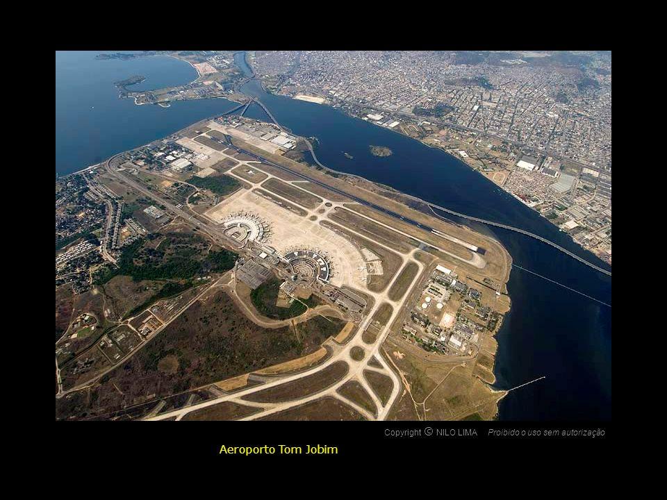 ddd O Aeroporto Tom Jobim Copyright NILO LIMA