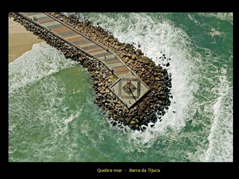 Quebra-mar - Barra da Tijuca