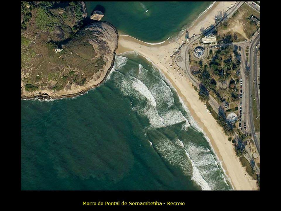Morro do Pontal de Sernambetiba - Recreio